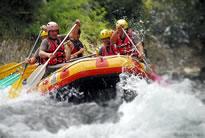 Descente en Raft